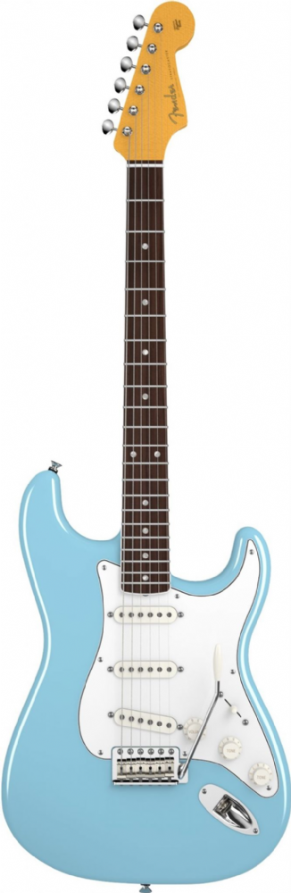 Fender Eric Johnson Stratocaster Tropical Turquoise
